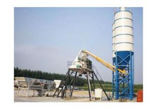 Mix Concrete Plant 25-180m3/h