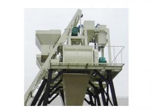 Concrete Mixing and Batching Plant HZS25