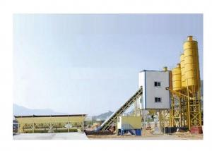 Cement Mixing Batching Plant HZS90