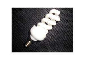 Full Spiral CFL Energy Saving Lamps 15 Watt