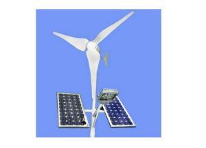 Solar Farm Lighting System