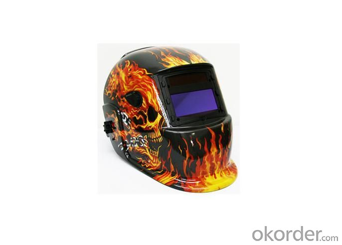 QL-W76New New Design ,Art Auto-darkening Welding Helmet