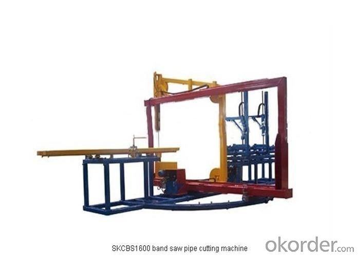 SKCBS1600 Band Saw Pipe Cutting Machine