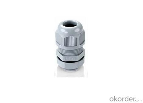Plastic Cable Glands With NPT Thread