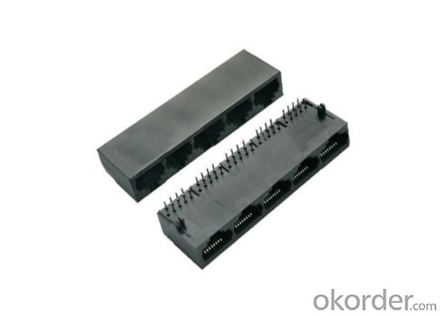 RJ45 Female Socket without Shield