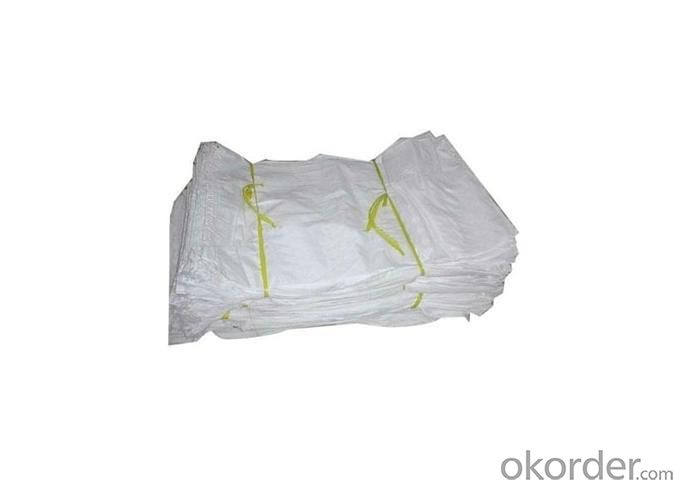 Environmental PP Woven Bag for Rice Packing
