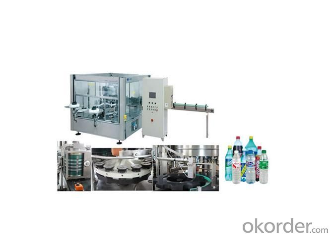 Automatic Rotary OPP Hot Melt Labeling Machine for Pet Bottle