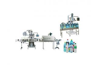 Bottles Automatic Labeling Machine SPC-200 5L