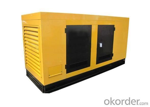 Electric Start Silent Cummins Generator 60Hz 100KVA/80K Watt with Stamford Generator Head