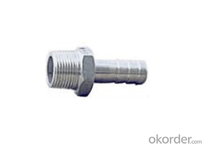 Stainless Steel Hose Nipple Size