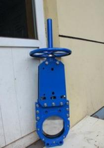 Good Quality and Competitive Price Ductile Iron Knife Gate Valve