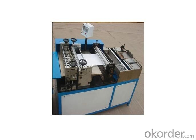 Rotary Pleating Machine with 4A Type