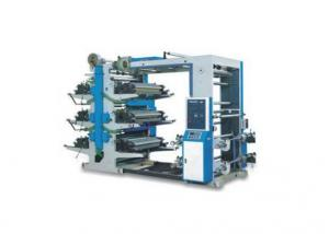 Glass Paper Flexo Printing Machine