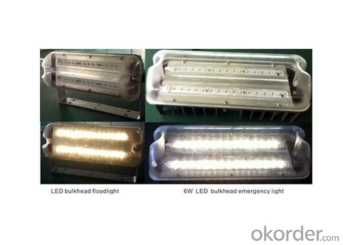 LED Bulkhead Light 12 Watt