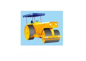 Three Wheel Roller Road Compactor