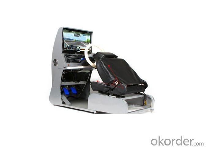 Integrated Driving Game Simulator