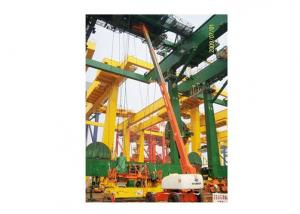 38m Diesel Telescopic Boom Lift