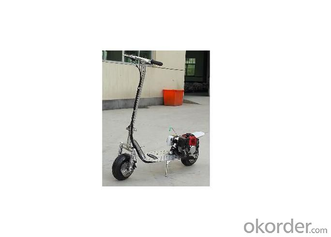 High Quality Gas Scooter