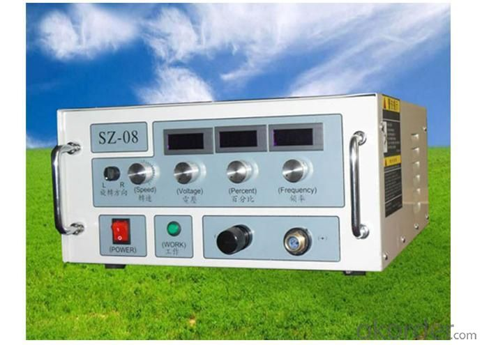 SZ-08 ESD Cold Welding Machine / Electrode Coating Machine