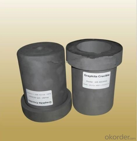100 oz Kerr Graphite Crucible