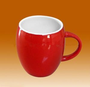 New Design ustomized Glazed Coffee Cup Ceramic