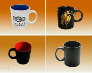 Customized Logo Mug Ceramic Wholesale