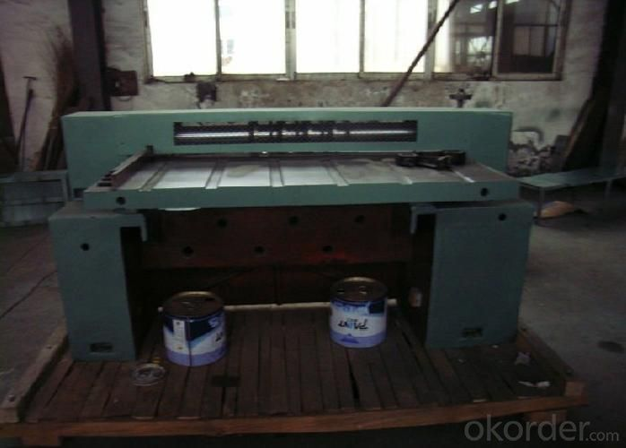 Tin Sheet Cutting Machine Manufacturer
