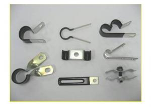 Automobile Wiring Harness Clamps