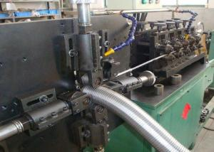 Interlock Hose Forming Machine