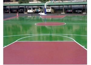 Tennis Court Surfaces Construction