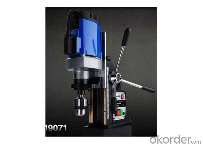 Magnetic Drilling Machine 23mm for Tapping
