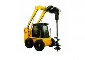 Auger for JC Skid Loader