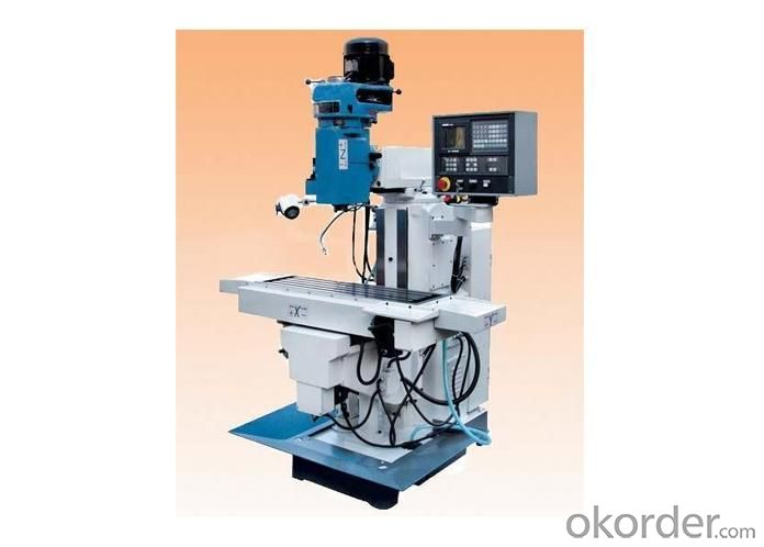 High Precision Vertical Milling Machine