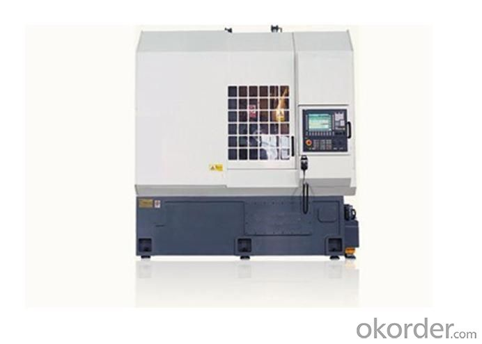CNC Gear Hobbing Machine with Low price