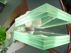 Triple Tempered Laminated Glass