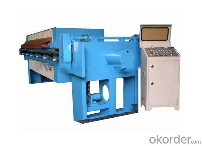 Auto Hydraulic Drawing Filter Press