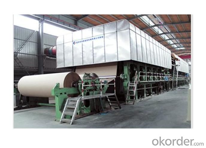 Multi-Cylinder Mould and Multi-Dryer Kraft Paper Making Machine
