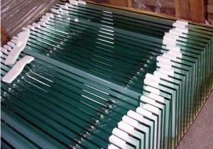 Reflective Double Tempered Laminated Glass 6+0.38+6mm