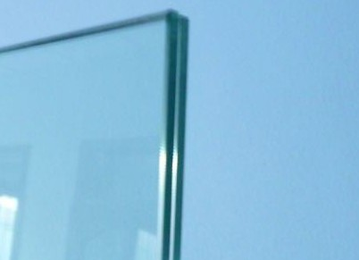 Clear Double Tempered Laminated Glass 6+0.38+6mm