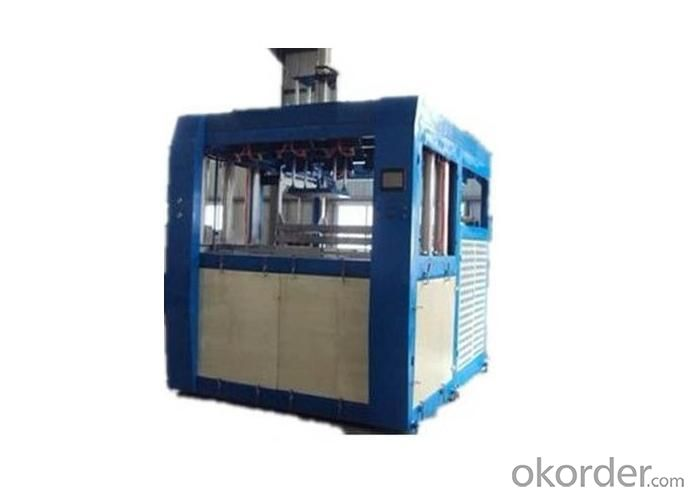 Thick Sheet Vacuum Forming Machine