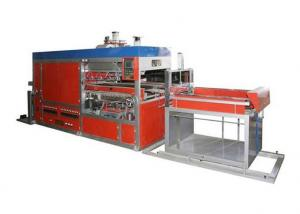 Hi-Speed Vacuum Forming Machine