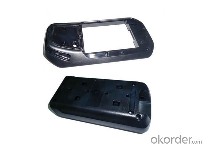 Plastic Mould for PDA Car Charge Base