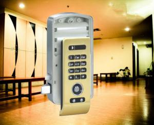 Smart Design Smart Card Door Lock for Sauna and Hotel