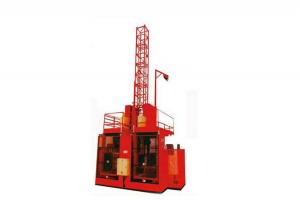 SC Rack and Pinion Building Hoist