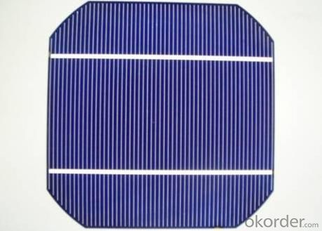 Well Design High Efficiency Monocrystalline Silicon Solar Cells