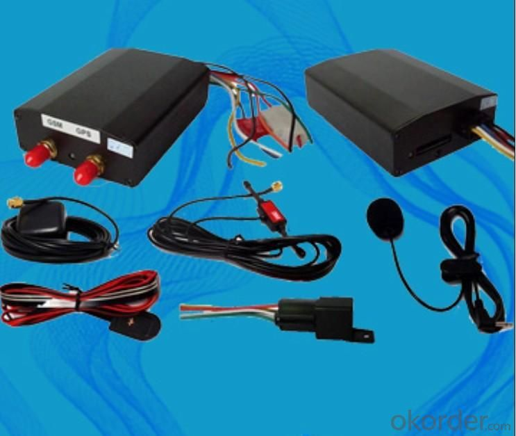 GPS Vehicle Tracker TK103