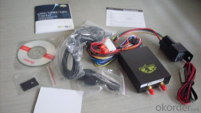GPS Vehicle Tracker TK106