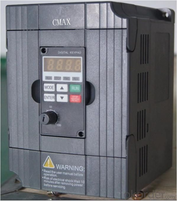 0.4KW~800KW CMAX Control AC Motor Inverter Frequency