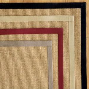 Machine Made Natural Sisal Carpet