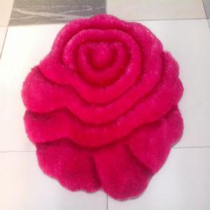 150D Silk Polyester Shaggy Carpet